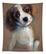 Jack Russell Terrier Dog Tapestry