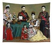 Japan: Imperial Family Tapestry