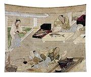 Japan: Kitchen, C1375 Tapestry