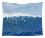 Jaws Wave Tapestry