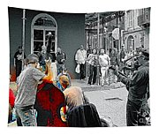 Jazz In New Orleans Tapestry