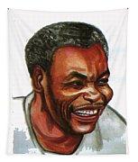 Jean Pierre Dikongue Pipa Tapestry
