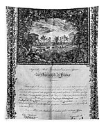 Jefferson: Degree, 1820 Tapestry