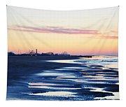 Jersey Shore Sunrise Tapestry