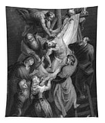 Jesus: Deposition Tapestry