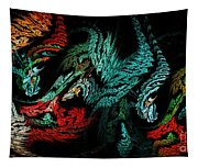 Jewels Of The Night Tapestry
