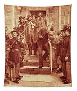 John Brown: Execution Tapestry