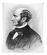 John Stuart Mill Tapestry
