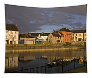 Johns Quay & River Nore, Kilkenny City Tapestry