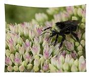 Joyous Bee Tapestry