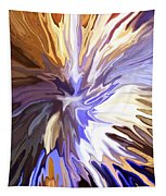 Just Abstract Iv Tapestry
