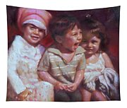 Just Say Cheese Tapestry