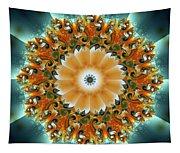 Kaleidoscope II Tapestry