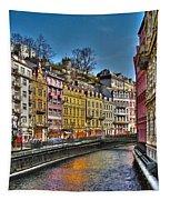 Karlovy Vary - Ceska Republika Tapestry
