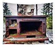 Keep The Oven Warm Tapestry