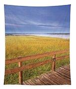 Kellys Beach Boardwalk, Kouchibouguac Tapestry