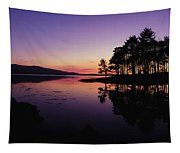 Kenmare Bay, Co Kerry, Ireland Sunset Tapestry