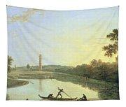 Kew Gardens - The Pagoda And Bridge Tapestry