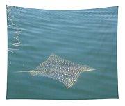 Key Largo Ray Tapestry