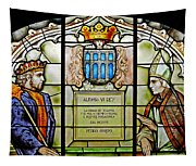 King Alfonso Vi ... Tapestry