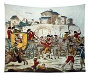 King Louis Xvi: Arrest Tapestry