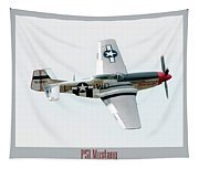King Of The Skies Tapestry