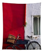 Kinsale, Co Cork, Ireland Bicycle Tapestry