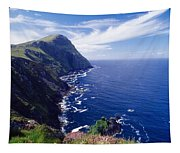 Knockmore Mountain, Clare Island Tapestry