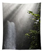 La Paz Waterfall Costa Rica Tapestry