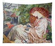 La Pia De Tolomei Tapestry