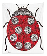 Lady Bug Tapestry