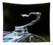 Lady Cadillac 1931 Tapestry