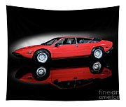 Lamborghini Urraco 1972 Tapestry