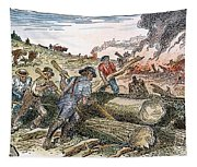 Land Clearing, C1830 Tapestry