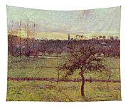 Landscape At Eragny Tapestry