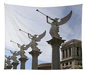 Las Vegas Angels 2 Tapestry
