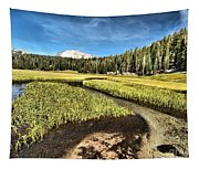 Lassen Meadows Tapestry