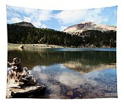 Lassen Mountain Lakes Tapestry