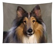 Lassie Come Home Tapestry