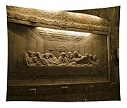 Last Supper - Wieliczka Salt Mine Tapestry