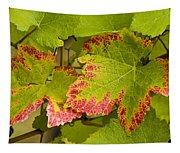 Leaf Design Tapestry