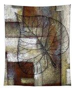 Leaf Whisper 1 Tapestry