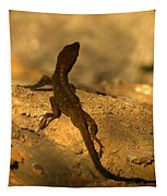 Leapin' Lizards Tapestry