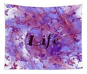 Leaves Of Life Tapestry