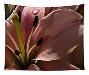 Leftover Lily Tapestry