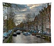Leidsegracht. Amsterdam Tapestry