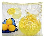 Lemonade And Summertime Tapestry