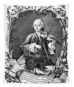 Leopold Mozart (1719-1787) Tapestry