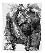 Leopoldo Odonnell Tapestry
