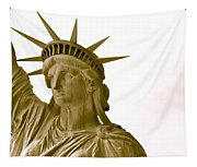 Liberty Up Close Tapestry